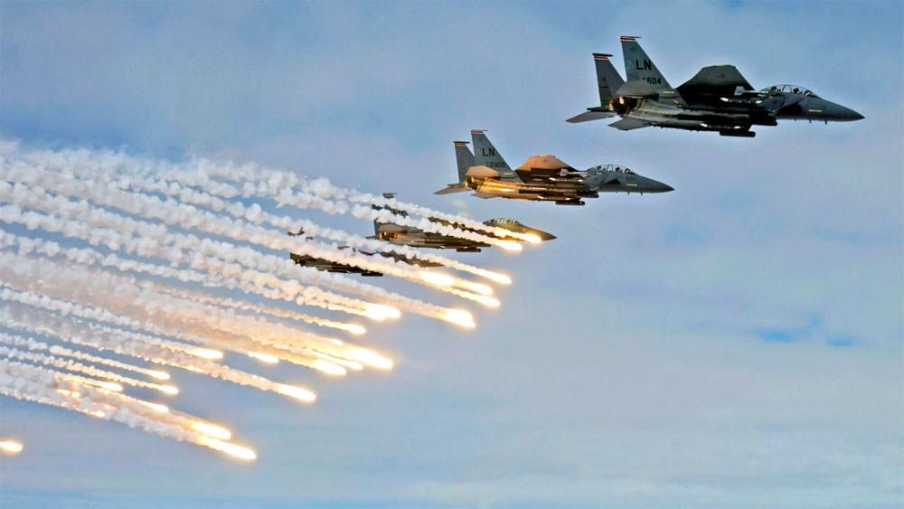 التحالف: تدمير منصة إطلاق صواريخ للميليشيات في الحديدة