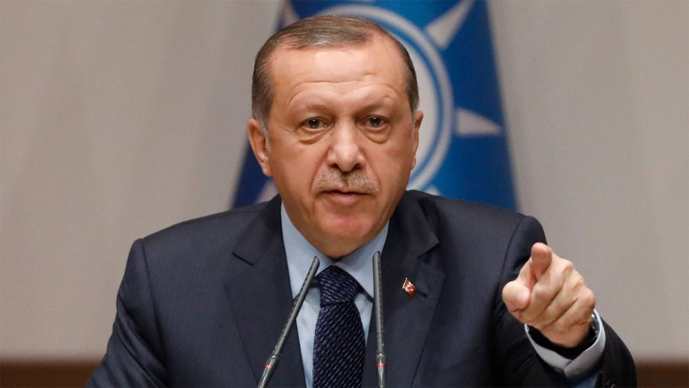 أردوغان: أميركا تضحي بشريك استراتيجي