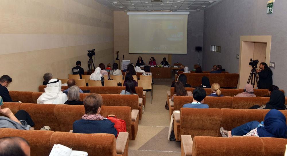 """مؤتمر """"المتاحف في شبه الجزيرة العربية"""" مستمر في المتحف الوطني"""
