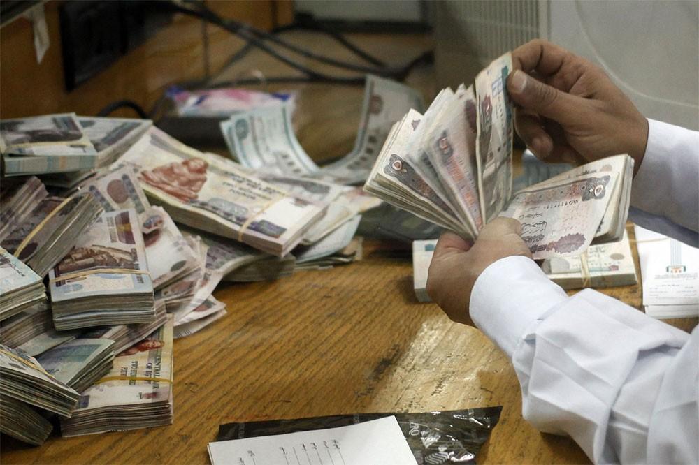 تراجع ضخم للعجز التجاري المصري