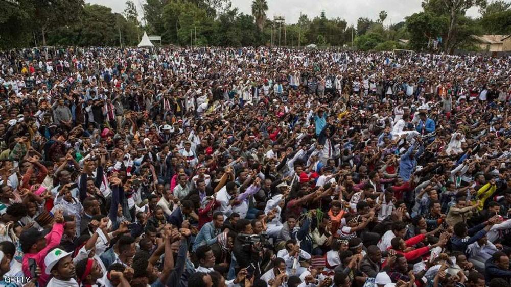 قتلى وجرحى في تظاهرات بإثيوبيا