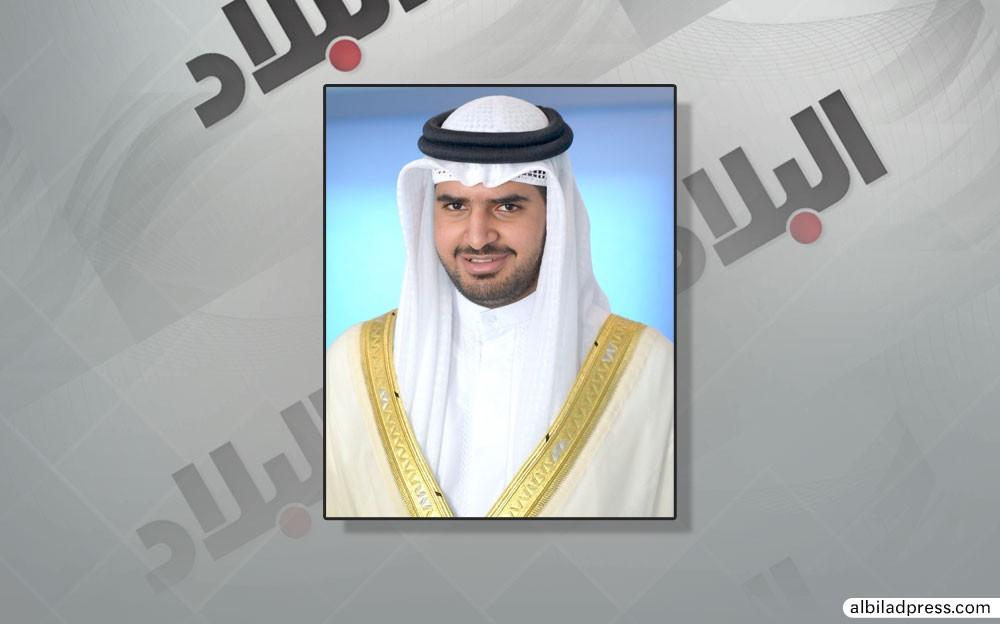 """عيسى بن علي بن خليفة آل خليفة يرعى مهرجان """"قدها وقدود"""""""