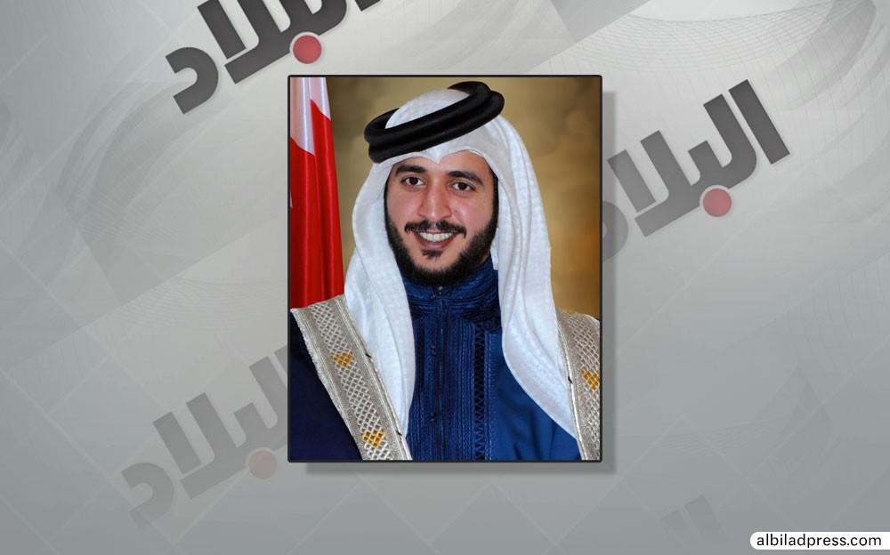خالد بن حمد : نتطلع لمشاركة بحرينية مشرفة في هذا التجمع الرياضي القاري