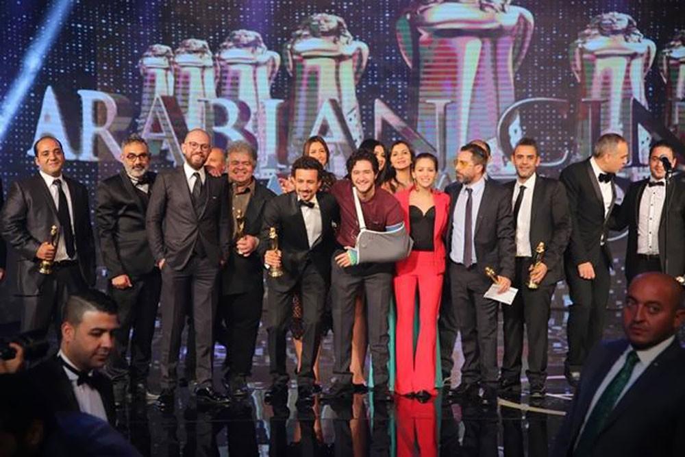 10 جوائز لفيلم هيبتا في حفل توزيع جوائز السينما العربية