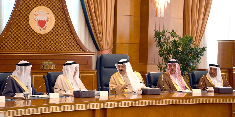 الملك: يتعذر على البحرين حضور قمة خليجية اذا استمرت قطر على هذا النهج