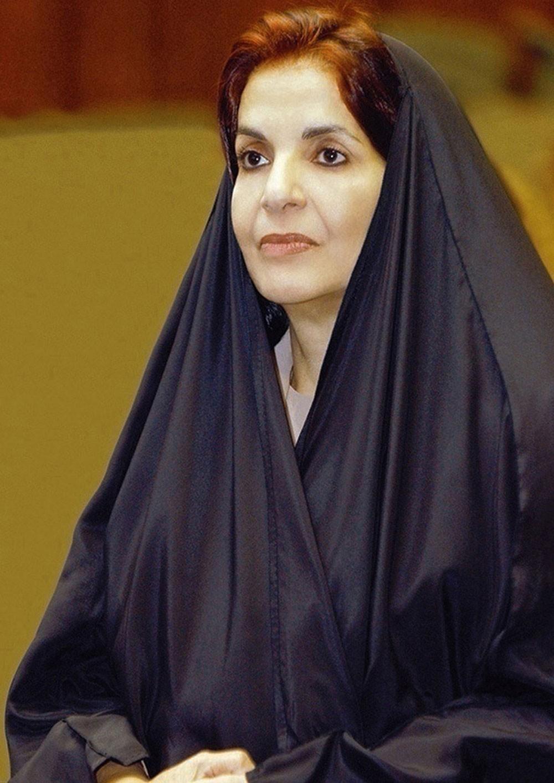 رئيس مجلس الشورى يبعث برقية تهنئة إلى قرينة ملك البلاد المفدى
