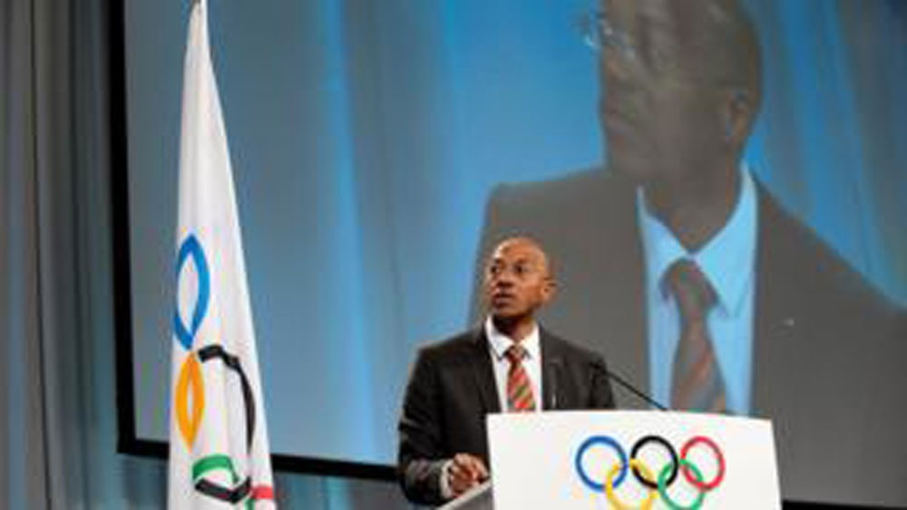 اللجنة الأولمبية الدولية توقف فرانكي فريدريكس بعد اتهامه بالفساد