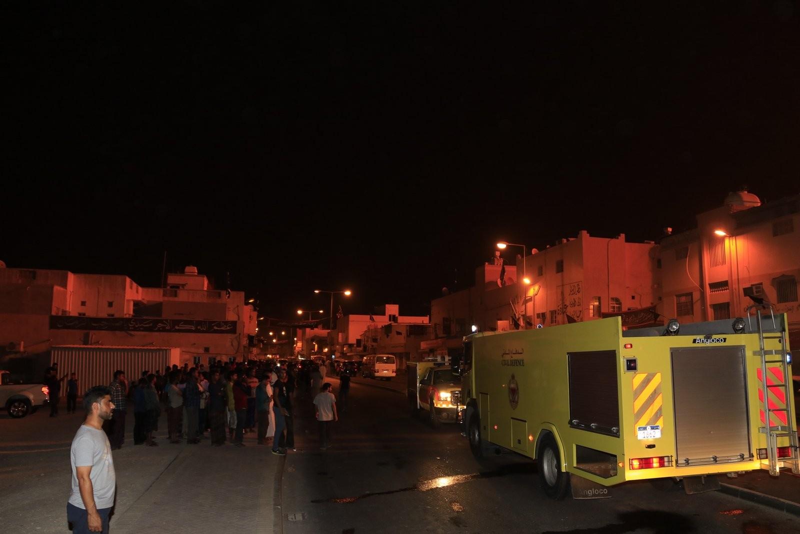 أهالي بوري: استهداف أنبوب النفط عمل إرهابي غريب عن أجواء البحرين الآمنة