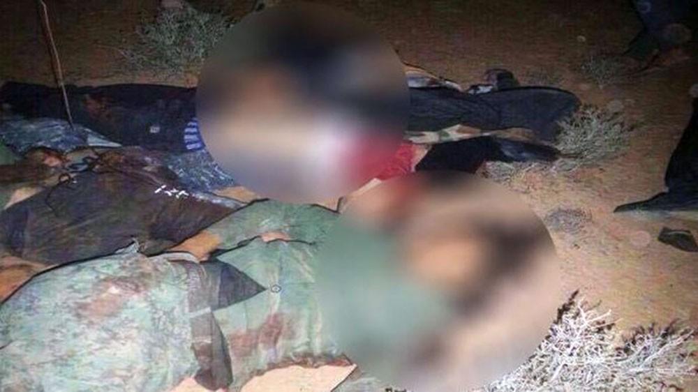 مجزرة في ليبيا والتعرف على هوية 14 ضحية