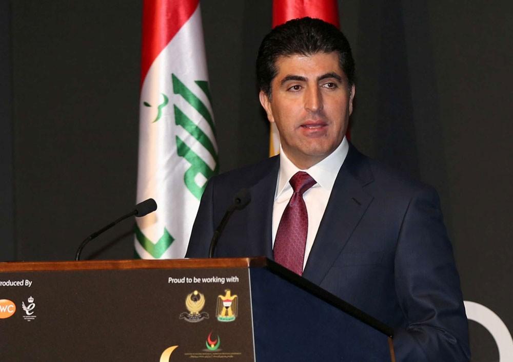 بارزاني: يجب ألا تبتزنا بغداد بشأن الموازنة