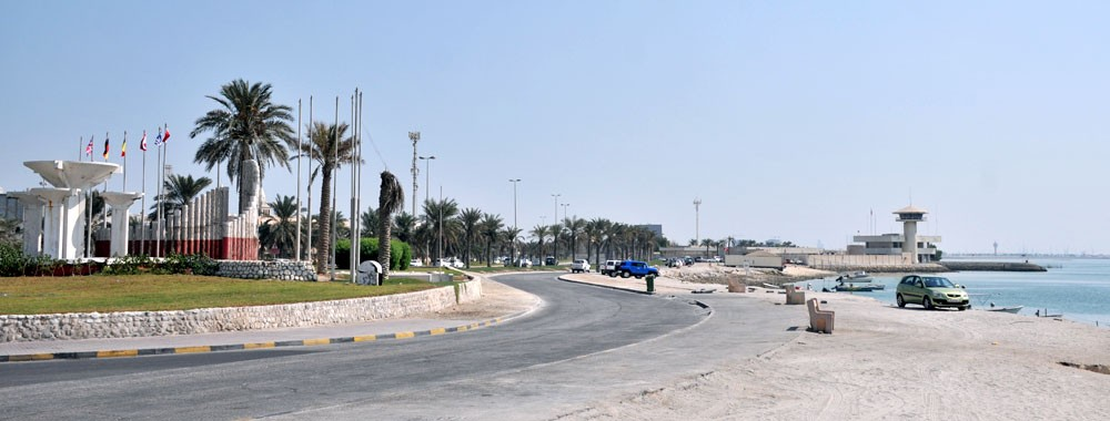 """وعود """"البلديات"""" بتطوير ساحل بوماهر ...سراب"""