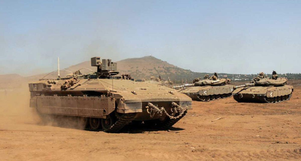 """نتانياهو يلمح إلى أن إسرائيل ستتصرف بـ""""حرية"""" في سوريا"""