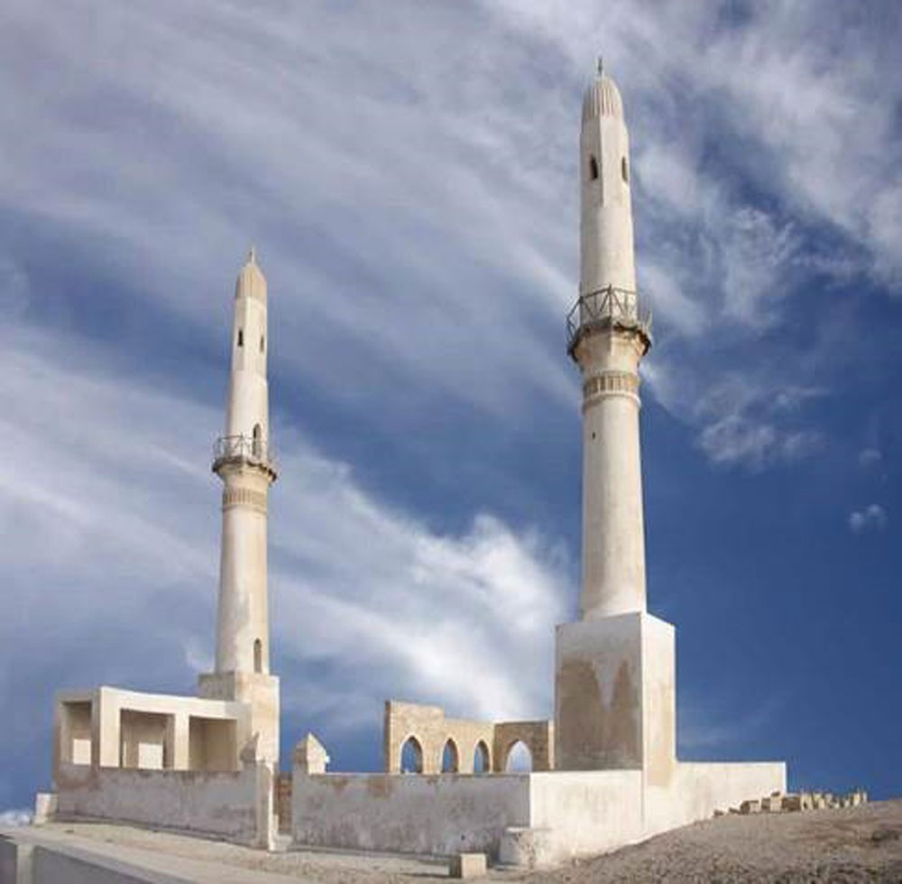 متحف موقع قلعة البحرين يسلط الضوء على المساجد الأثرية