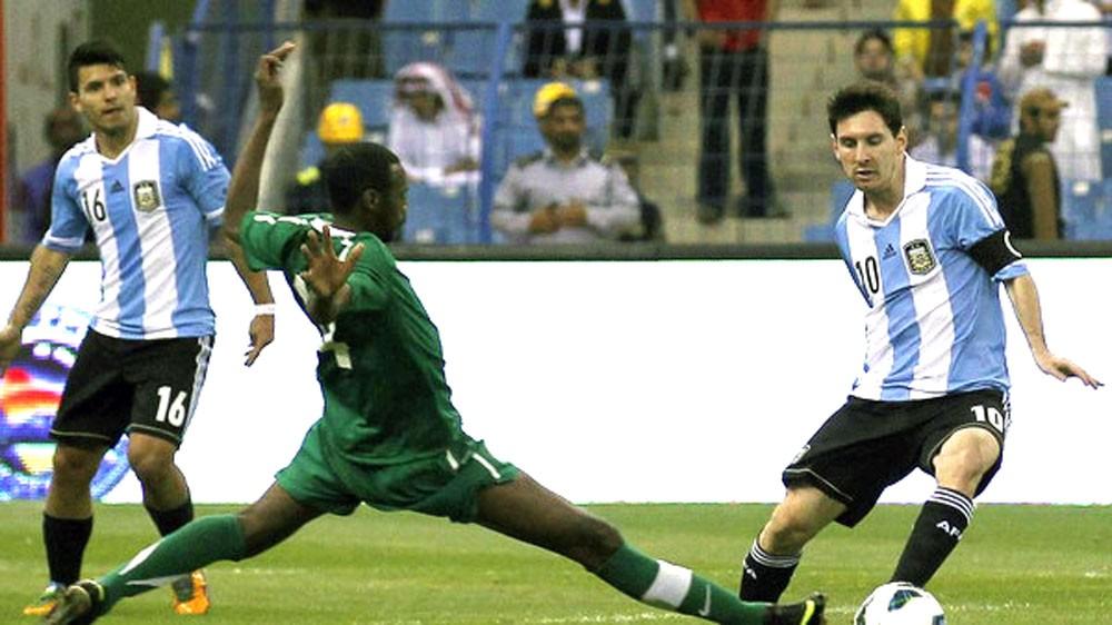 مدرب الأرجنتين يطلب مواجهة السعودية أو المغرب ودياً