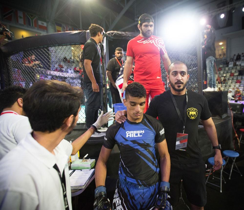 خالد بن حمد: انتصارات مقاتلو البحرين في بطولة العالم  دليل على إمكانياتهم