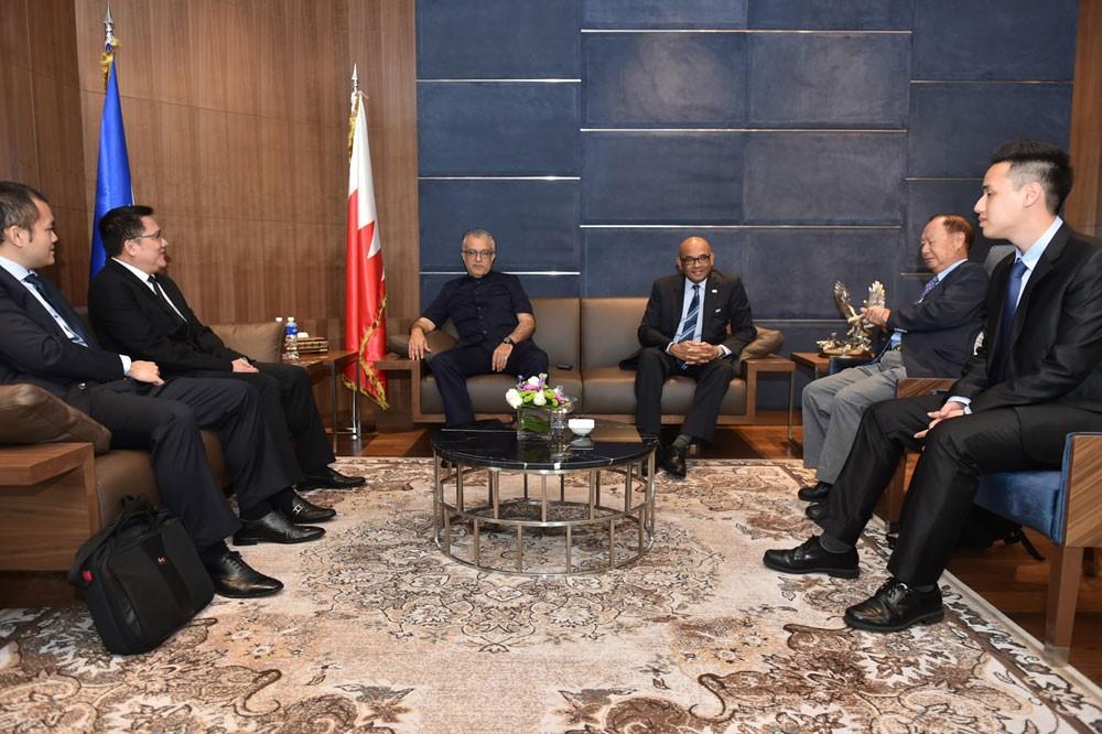 سلمان بن ابراهيم يؤكد توجيه البرامج لدعم الاتحادات الآسيوية