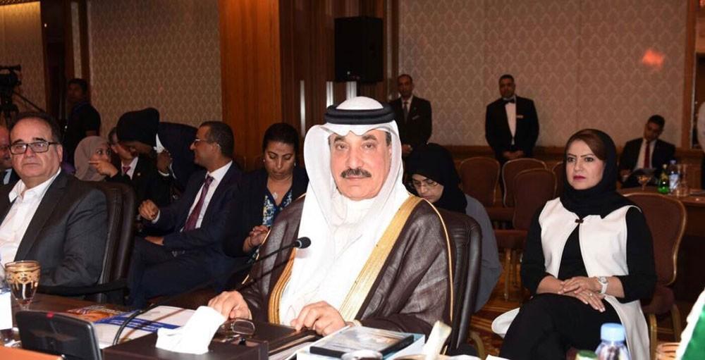 حميدان يترأس وفد البحرين بمجلس وزراء الشؤون الاجتماعية العرب بالكويت