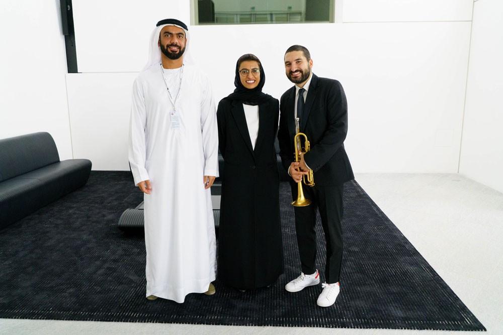حفلة لعازف الجاز اللبناني العالمي إبراهيم معلوف