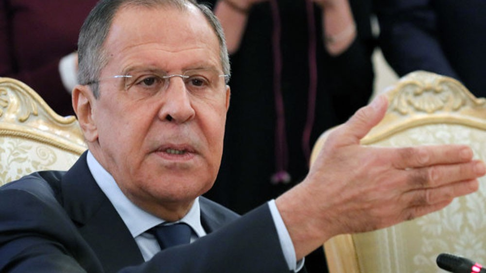 لافروف: لم نتعهد بضمان انسحاب ميليشيات إيران من سوريا