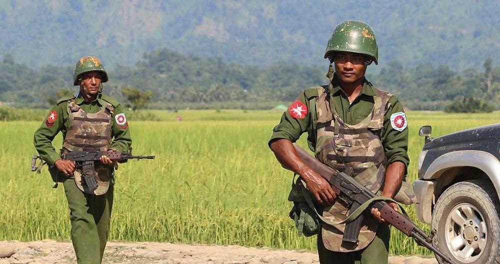 """العفو الدولية تسخر من جيش ميانمار """"البريء"""""""