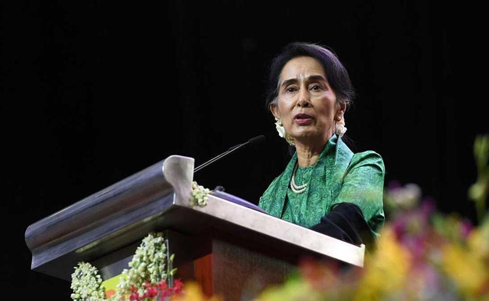 رغم مأساة الروهينغا.. مساعدات يابانية بمليار دولار لميانمار