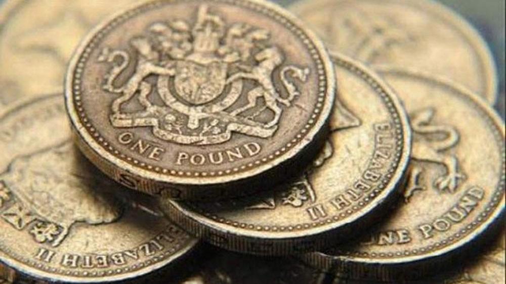 الاسترليني يسجل أقل سعر في 3 أسابيع مقابل اليورو