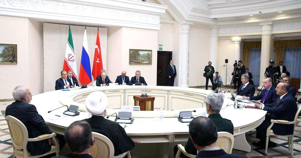 """اتفاق في قمة سوتشي.. وأوامر رئاسية بشأن """"مؤتمر شعوب سوريا"""""""
