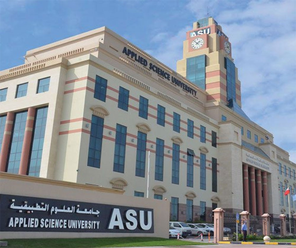 """طلبة جامعة العلوم التطبيقية يستعرضون حضارات الشعوب ضمن المعرض التعليمي السادس """"أعلام"""""""