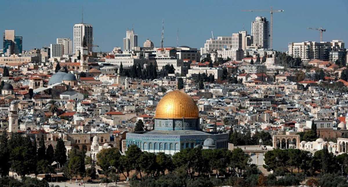 الاعتراف بالقدس عاصمة لإسرائيل.. قانون عمره 22 عاما