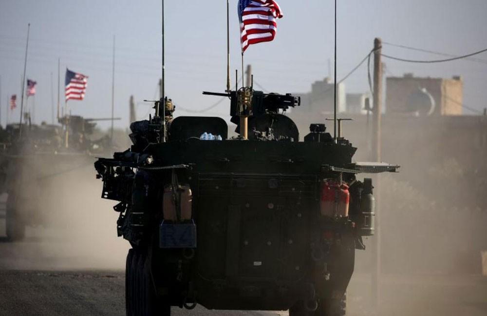 """الوجود العسكري الأميركي في سوريا """"سيبقى"""" وفق الضرورة"""