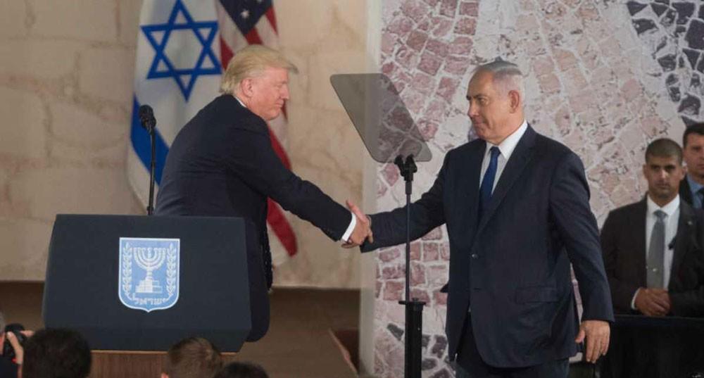 نقل السفارة الأميركية للقدس.. غليان عربي وتحذيرات لترامب