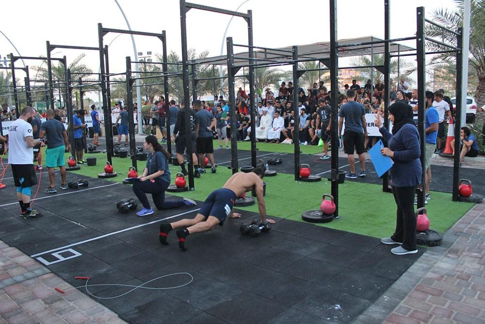 غدا انطلاق بطولة العيد الوطني للياقة البدنية والعدد يفوق 50 مشارك ومشاركة