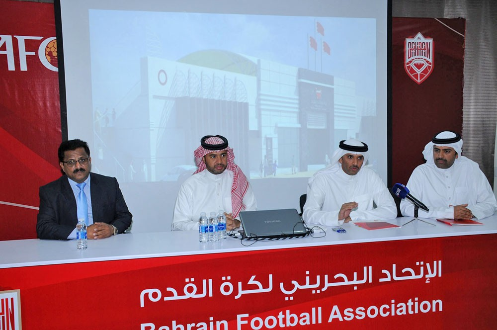 """اتحاد الكرة يوقع اتفاقية مشروع الفيفا"""" السادس"""