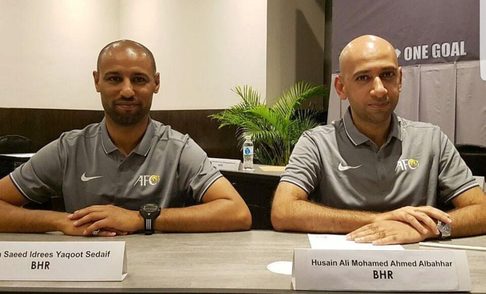 عبدالقادر والبحار وإدريس يشاركون في كأس آسيا لكرة الصالات
