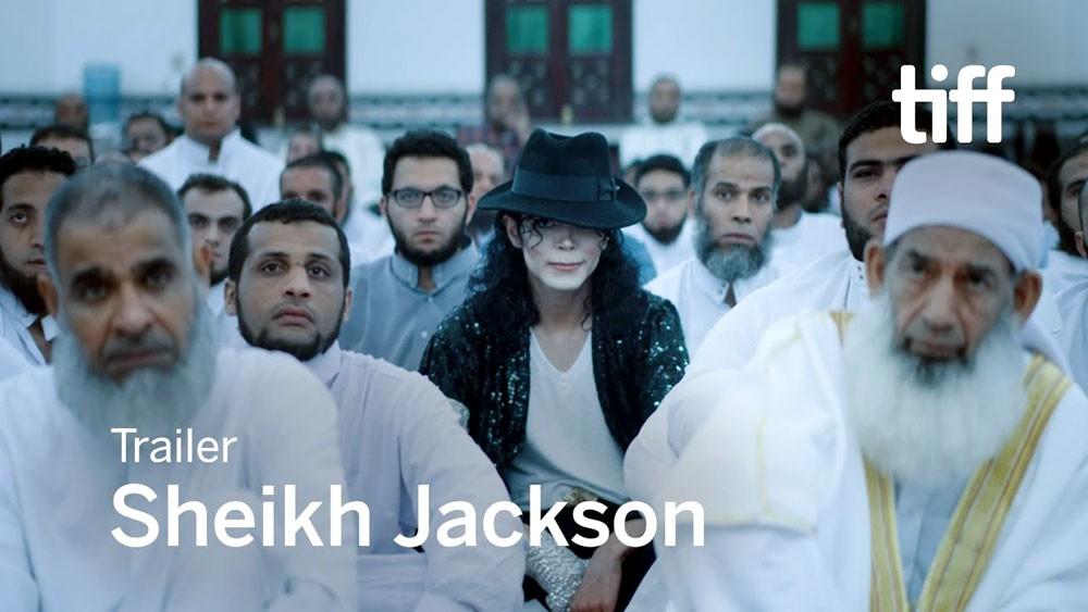 شيخ جاكسون في 8 دول عربية ابتداءً من  7 ديسمبر