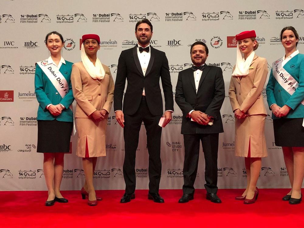انطلاق مهرجان دبي السينمائي الدولي