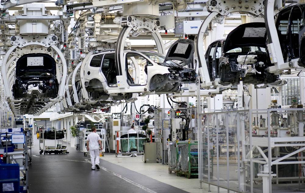 زيادة غير متوقعة في الطلبيات الصناعية الألمانية في أكتوبر