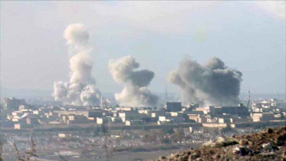 سوريا.. 21 قتيلاً مدنياً بقصف روسي في دير الزور