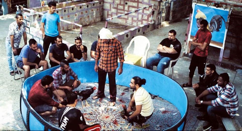 الاشقر البحريني.. في أوسكار العرب