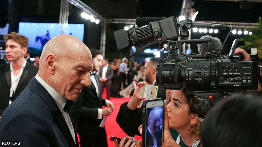 انطلاق الدورة الـ 14 لمهرجان دبي السينمائي الدولي