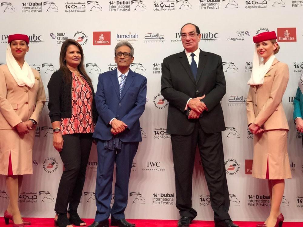 افتتاح خيالي لمهرجان دبي السينمائي الدولي