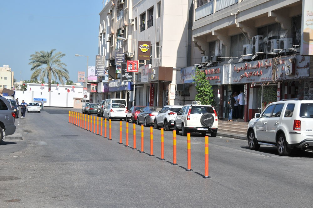 المرباطي: تنظيم شارع عبدالرحمن الفاضل بالمحرق