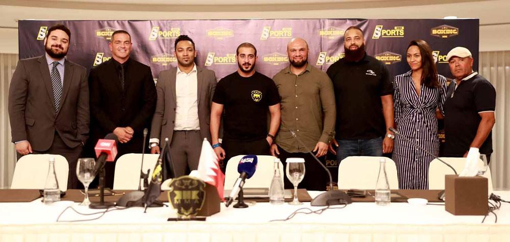 خالد بن حمد: مشاركة KHK BOXING في بطولة أفريقيا تأكيد على حضور البحرين برياضة الملاكمة