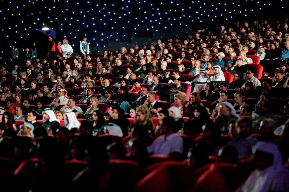 """""""المملكة المتحدة تحت الضوء"""" ضمن دبي السينمائي الدولي"""