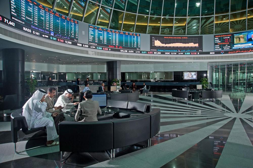 بورصة البحرين تقفل على ارتـفـاع وقدره 2.44 نقطة