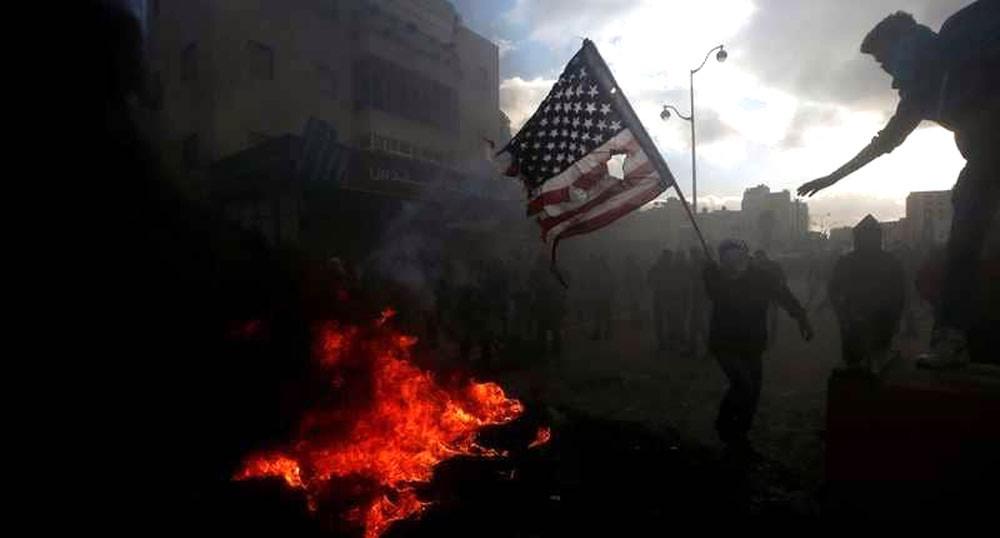 إصابة عشرات الفلسطينيين بمواجهات شرقي قلقيلية
