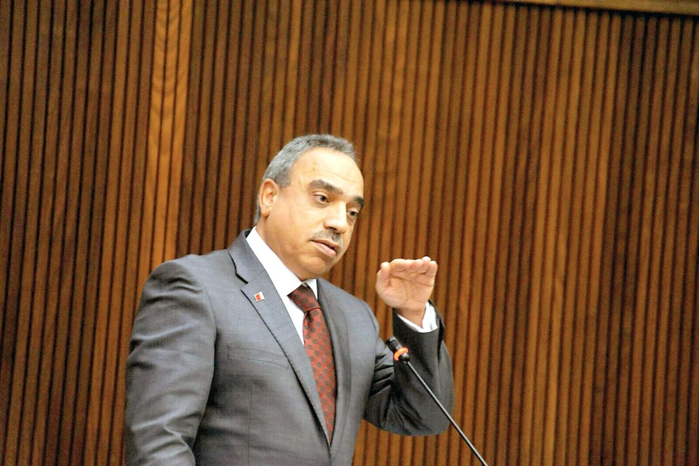 وزير الاشغال: 38 مليون دينار كلفة المجاري من مدينة حمد لمحطة توبلي