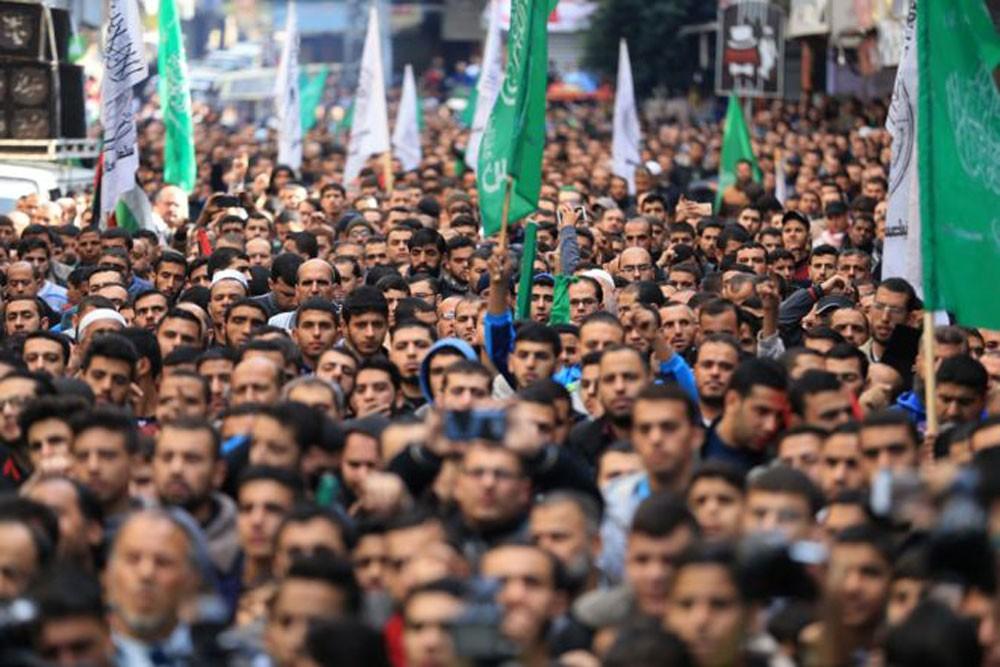 وقوع إصابات في صفوف متظاهرين في قطاع غزة برصاص جنود إسرائيليين