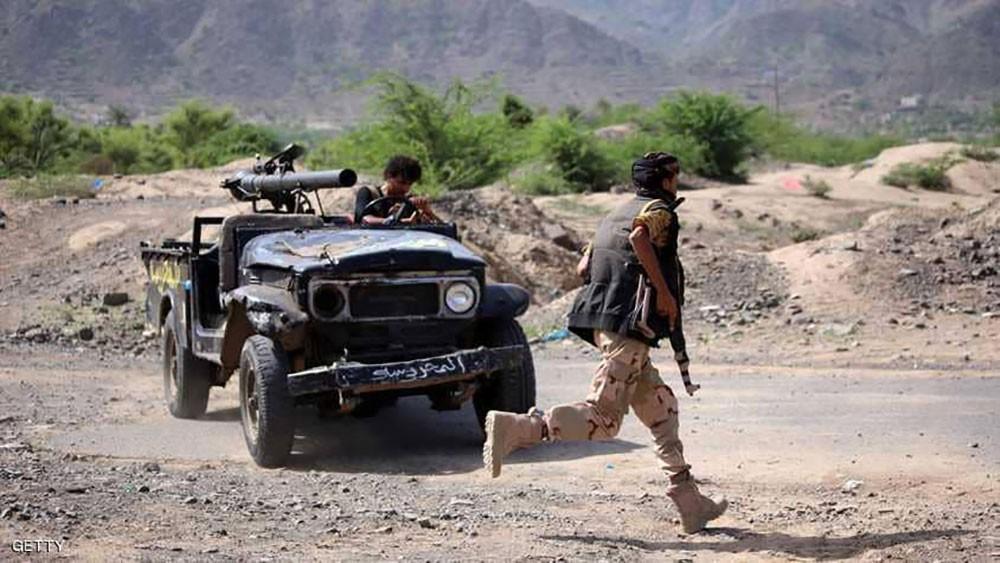 اشتباكات بين ميليشيا الحوثي والشرعية بالحديدة