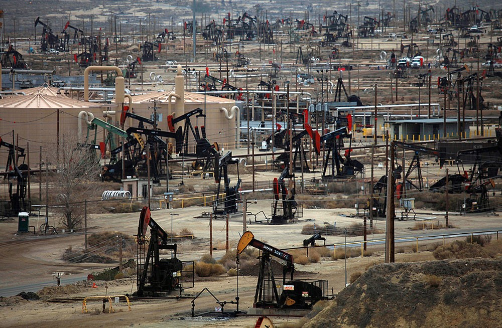 شركات النفط الأمريكية تضيف حفارات لثالث أسبوع على التوالي